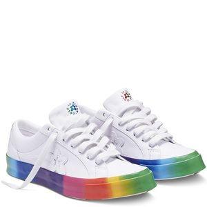 Converse X GOLF le FLEUR Rainbow Tyler the Creator